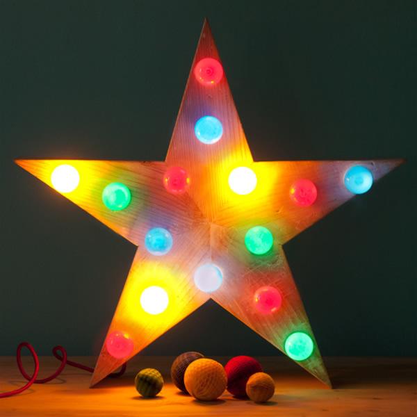 estrela christmas