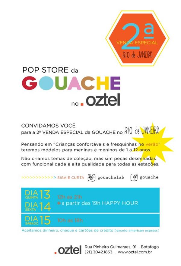 Pop Up Gouache Kids