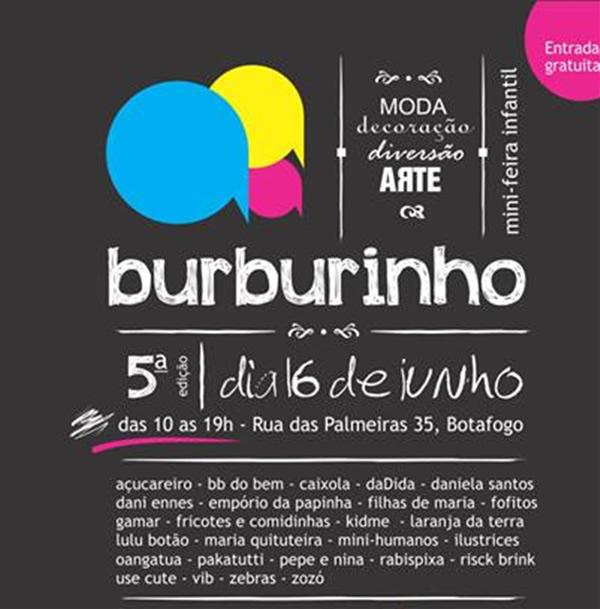 5ª edição do Burburinho