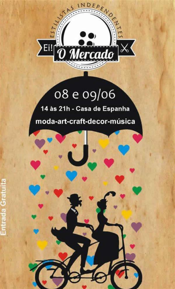 convite O Mercado